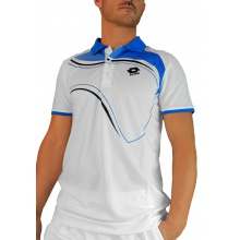 Lotto Polo LED weiss/bluemoon Herren (Größe S+M)