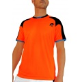 Lotto Tshirt Matrix Tech orange Herren (Größe L)