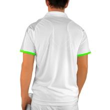 Lotto Polo Matrix Tech weiss/grau/grün Herren (Größe M)