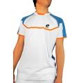 Lotto Tshirt Matrix weiss/blau Boys (Größe 152)