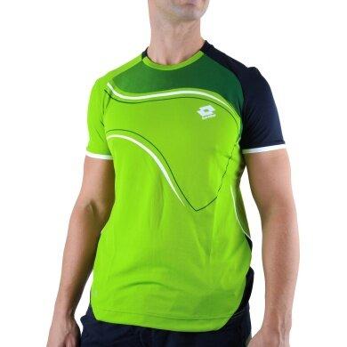 Lotto Tshirt LED grün Herren