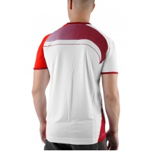 Lotto Tshirt LED weiss/flame Herren