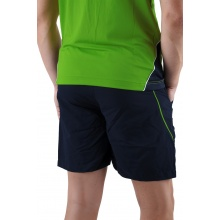 Lotto Tennishose Short LED kurz deepnavy/clover Herren