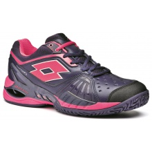 Lotto Raptor Ultra 4 Clay berry Tennisschuhe Damen