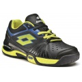 Lotto Raptor Ultra 4 graphite Tennisschuhe Kinder