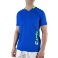 Lotto Tshirt Will V-Neck PL atlantic Herren