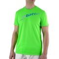 Lotto Tshirt Will PL fluomint Herren