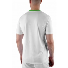 Lotto Tshirt Will PL weiss/fluomint Herren