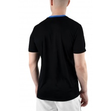 Lotto Tshirt Will PL schwarz/atlantic Herren