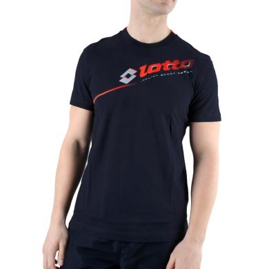 Lotto Tshirt Will Cotton deepnavy Herren (Größe L)