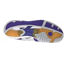 Asics Gel Blade 4 purple/weiss Indoorschuhe Damen