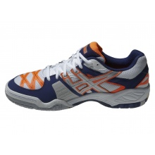 Asics Gel Progressive 2 weiss/orange Indoorschuhe Herren