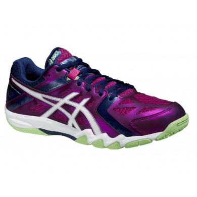 Asics Gel Court Control 2015 grape Indoorschuhe Damen