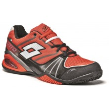 Lotto Stratosphere Clay 2015 orange Tennisschuhe Herren