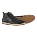 Rehab Josh Classic Fur 2017 schwarz Sneaker Herren