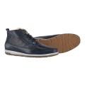 Rehab Josh Classic Fur blau Sneaker Herren