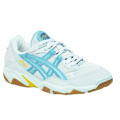 Asics Gel Hunter weiss Indoorschuhe Damen