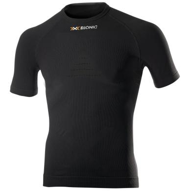 X-Bionic Energizer LIGHT Shirt Short Sleeves schwarz Herren
