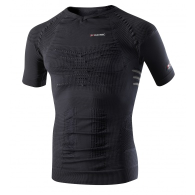 X-Bionic Trekking Shirt Short Sleeves SUMMERLIGHT schwarz Herren