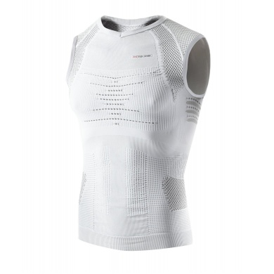 X-Bionic Trekking Shirt Sleeveless SUMMERLIGHT weiss Herren