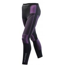 X-Bionic Energy Accumulator Evo Pant long charcoal/fuchsia Damen
