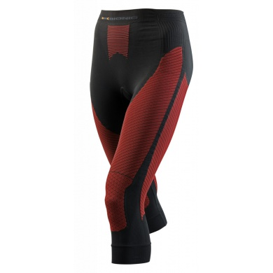X-Bionic Ski Touring Pant medium stone/red Damen