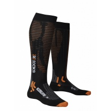 X-Socks Laufsocke Accumulator Run schwarz Herren