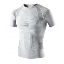 X-Bionic Trekking Shirt Short Sleeves SUMMERLIGHT weiss Herren