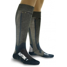 X-Socks Hunting Socke long grün Herren