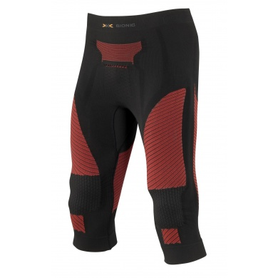 X-Bionic Ski Touring Pant medium stone/red Herren