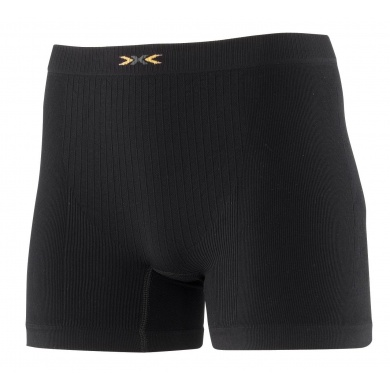 X-Bionic Energizer Boxer Short schwarz/orange Damen