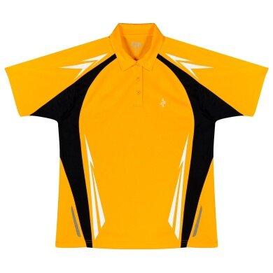 RSL Polo orange Herren