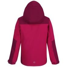Regatta Wanderjacke Highton (wasserdicht, isoliert, wattierte) rosa Kinder