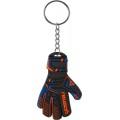 reusch Schlüsselanhänger Torwarthandschuh schwarz/blau