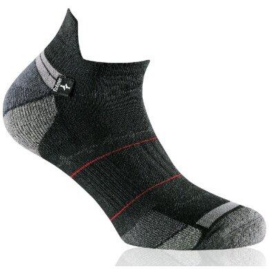 Rohner Sportsocke Allround Sneaker schwarz Herren