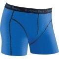 Rohner Boxershort Basic blau/schwarz Herren 1er