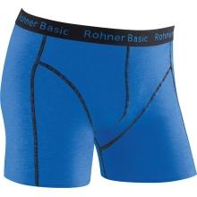 Rohner Boxershort Basic blau Herren 1er