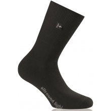 Rohner Allround Light Socke schwarz Herren