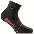 Rohner Tennissocke Grand Slam schwarz Damen