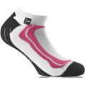 Rohner Next Sneaker technical weiss/pink 2er