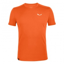 Salewa Tshirt Sporty B 4 Dry orange Herren
