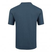 Salewa Tshirt Graphic Dry navy Herren