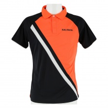 Salming Polo Performance 2018 schwarz/rot Herren