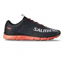 Salming Speed 8 2020 grau/orange Laufschuhe Herren