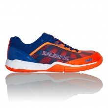 Salming Falco blau/orange Indoorschuhe Herren
