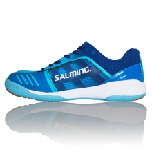Salming Falco 2018 blau Indoorschuhe Damen