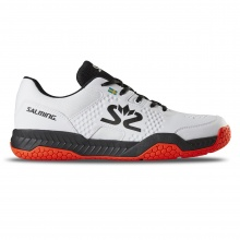 Salming Hawk Court 2019 weiss Indoorschuhe Herren