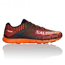 Salming Speed 6 2018 orange Laufschuhe Herren