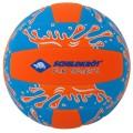 Beachvolleyball Neoprene gross blau/orange