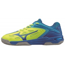 Mizuno Wave Stealth 3 JNR Indoorschuhe Kinder